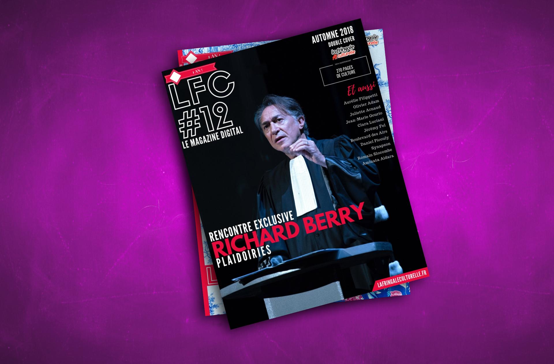 LFC Magazine #12 I Richard Berry